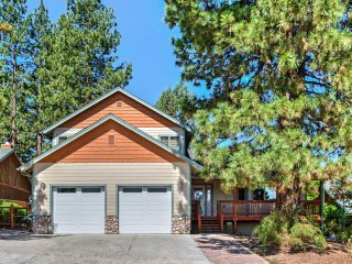 4BR Big Bear Lake Home w/Private Hot Tub