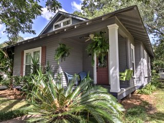 NEW! Whimsical 2BR Moss Point House w/ Backyard!