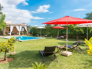 ALEGRE - Villa for 8 people in Lloseta