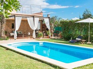 ALEGRE - Villa for 8 people in Lloseta