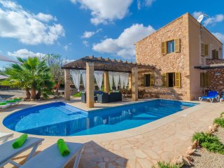 CA NA CARME - Villa for 8 people in CAMPOS