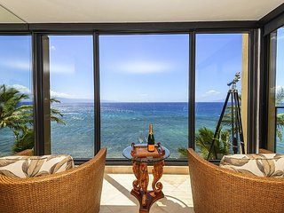 Mahana 701 New Listing from $400/night! - Direct Oceanfront 2br/2ba!