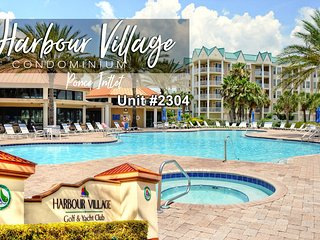 Harbour Village Condominium - Riverview Unit - With Pool - Steps From The Beach