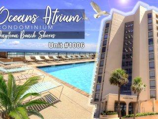 Oceans Atrium Condominium - Oceanview Unit - 2BR/2BA - #1006
