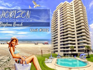 Horizon Condominium - Oceanfront Unit - 2BR/2BA - #302