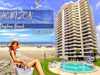 Horizons Condominium - Oceanfront Unit - 2BR/2BA - #303