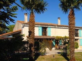 Domaine Saladry - Les Acacias 4 bedroom 4* luxury Gite