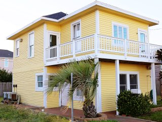 Mellow Yellow Beach Cottage