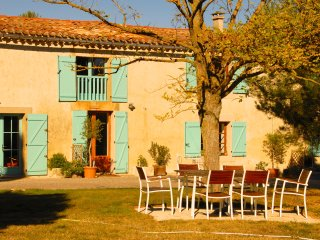 Domaine Saladry, les Cypres 3 bed 4* luxury Gite