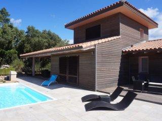 Villa 6/8 pers avec piscine