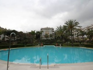 Duplex in Golden Mile Marbella for Summer