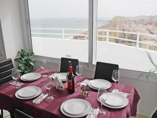Beachfront Penthouse in Fuengirola for Short Term Rent