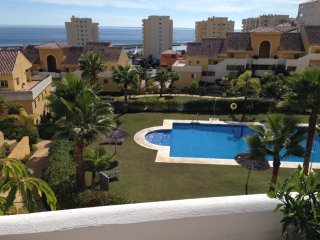 A Great Apartment for Summer Vacations in Estepona