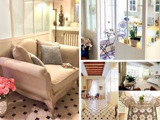 Les Anges 2***** - Deluxe Home in Central Historic Avignon