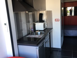 Location Appartement PN 66 Studio village naturiste Cap d'Agde,