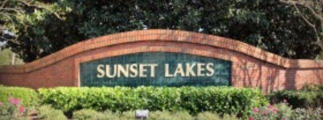 Sunset Lakes Gated Community