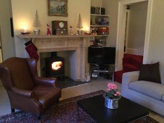 Bath Christmas at Berkley House, + Coach House sleeps 24 + Father Christmas