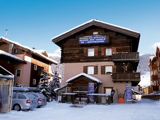 Livigno City Centre - Apartment Edelweiss