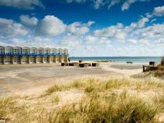Alquiler de cabañas de playa también disponible