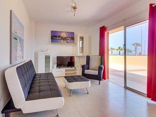 Apartamento El Puertito, Moderno con Vista al Mar