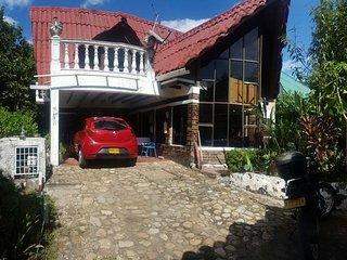 Casa vacacional Vale Guatimbol