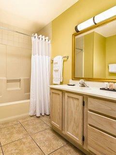 Wyndham Vacation Resort Pagosa bathroom