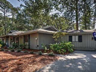 NEW! 4BR Hilton Head House in Sea Pines by Beach!