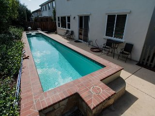 East Side Home with River Trail Access, Lap Pool, Spa and More!
