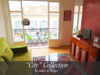 Ashley&Parker - LUGIA - Rue de la Buffa, apartment for 4 persons with balcony
