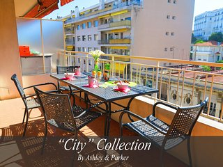 Ashley&Parker - BOTTERO TERRACE - 2 bedroom Apartment in the center of Nice