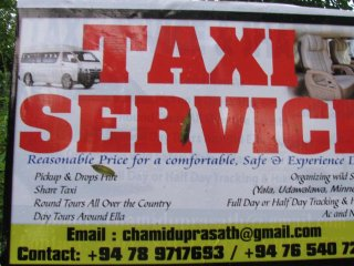 Ella Travel & Taxi
