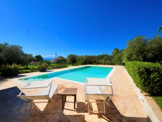 VILLA SAN LEO-private pool&beach