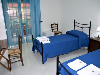 B&B Magna Grecia Salerno- Camera Velia