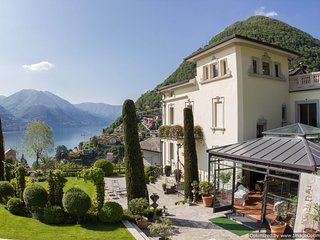 Villa Argegno luxury villa on Lake Como, holiday rental Lake Como, villa on Como