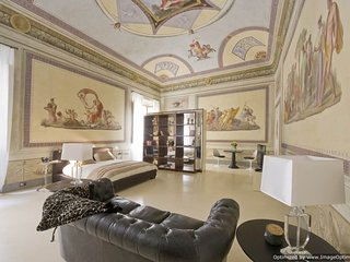 Apartment Bardi luxury rental in Florence, luxury flat in Florence, flat to let