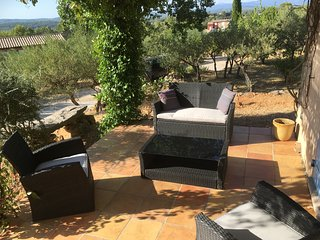 Peaceful holiday home for family at La Sentinelle, private pool & garden
