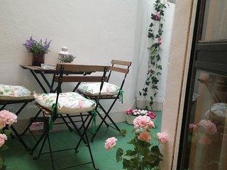 Apartamento en el centro de Sevilla.