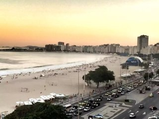 Ocean view - Copacabana Claudia 902