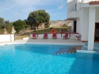 Villa Francine - Spiaggia Maladroxia, Sant'Antioco