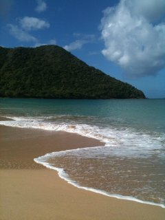 Pigeon Island Beach near by