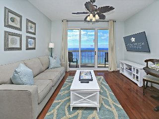 #1805! OPEN 6/9-16 NOW ONLY $2255 TOTAL!  BEACH SVC! GULF FRONT MASTER!