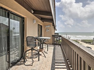 NEW! 1BR South Padre Island Condo on the Beach!