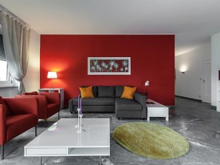 In Milan with Internet, Air conditioning, Lift, Terrace (408535)