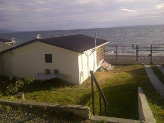 Cabana frente al mar