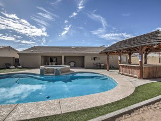 Brilliant 4BR Custom Home in Lake Havasu City