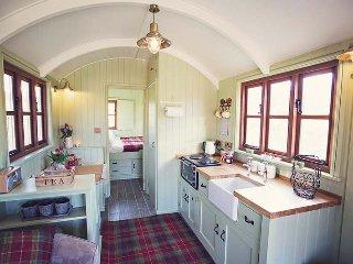 42960 Log Cabin in Usk