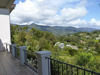 Gorgeous home in Montecito, ocean and mountain views, community pool - 3 month