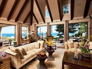 Possibly the most luxurious beachfront home in Montecito - Montecito Beach