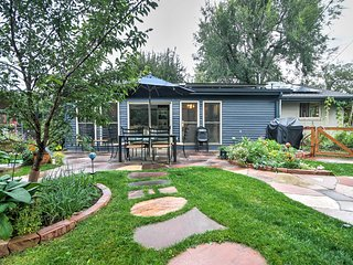 NEW! 3BR Boulder House w/ Sunroom & Fenced-In Yard