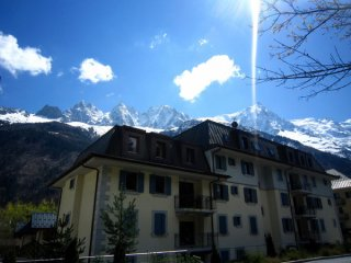 ParadisA - a beautiful chalet in the heart of Chamonix with Mont Blanc views